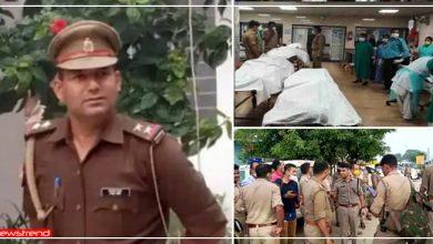 Photo of शहीद होने से पहले SO महेश यादव ने बचाई कई जान, आखिरी कॉल में कहा- 'चल रही हैं गोलियां, बचना…'
