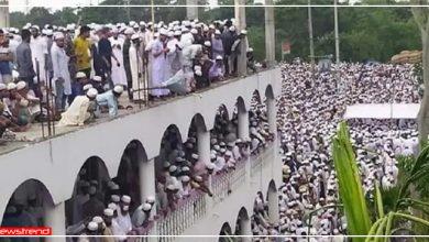 Photo of मौलाना के जनाज़े में टूट गई सारी हदें, 10 हजार लोग हुए शामिल तो प्रशासन ने उठाया बड़ा कदम