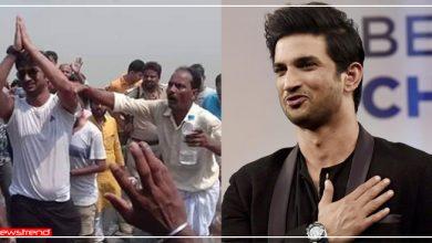 Photo of Video: 'दिल बेचारा' के सेट पर हुआ कुछ ऐसा कि सुशांत सिंह को जोड़ने पड़े फैंस के आगे हाथ