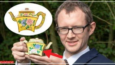 Photo of लॉकडाउन के दौरान चमकी शख्स की किस्मत, हाथ लगा सदियों पुरानी चायदानी, कीमत सुनकर चौंक जाएंगे आप