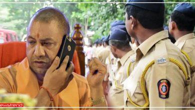 Photo of यूपी पुलिस के Whatsapp पर भेजा गया CM योगी के लिए धमकी भरा मैसेज, लिखा- छोड़ दो अंसारी को वरना