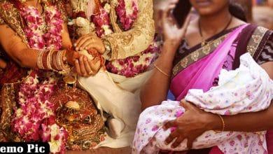 Photo of शादी के 17 दिन बाद महिला ने दिया बच्चे को जन्म, प्रेमी को बचाने के लिए पिता-भाई पर मढ़ा दोष