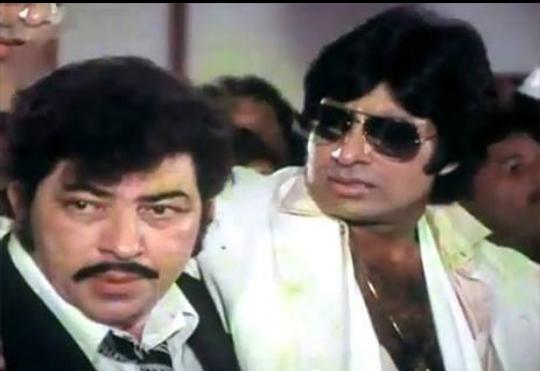 amjad khan and amitabh
