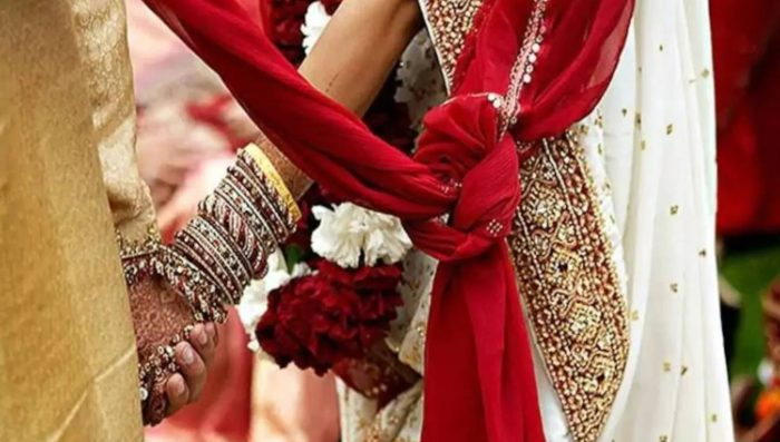 indian marriage phere
