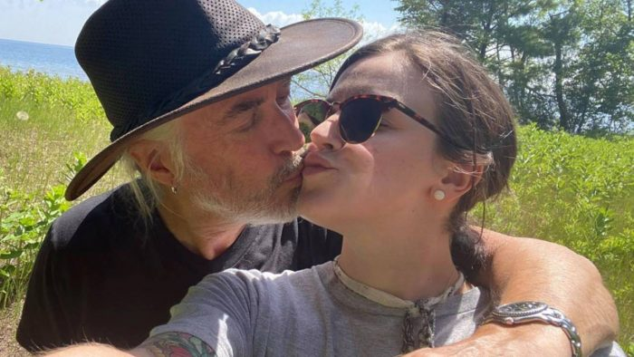 26 year old woman fell in love with 69 year old man