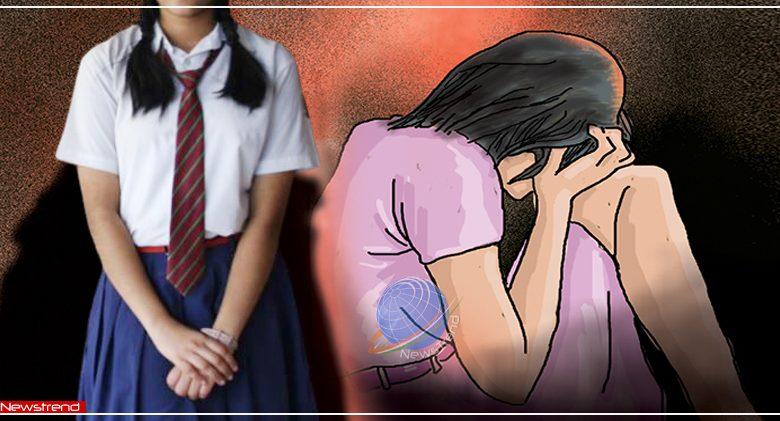 victim school girl