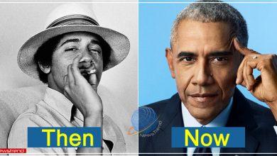 barack obama then now