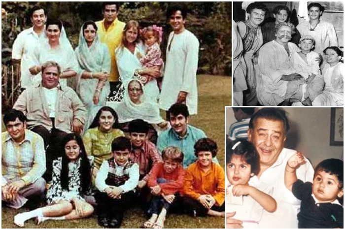 bollywood kapoor family