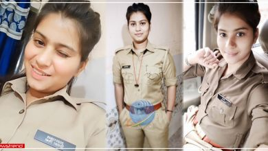 Constable Priyanka Mishra