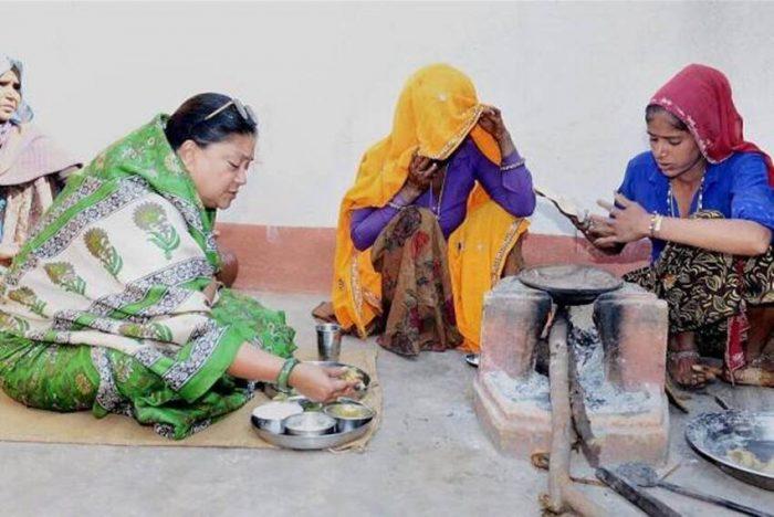 Jyotiraditya scindia family