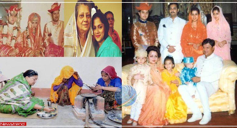 Madhavrao Scindia family