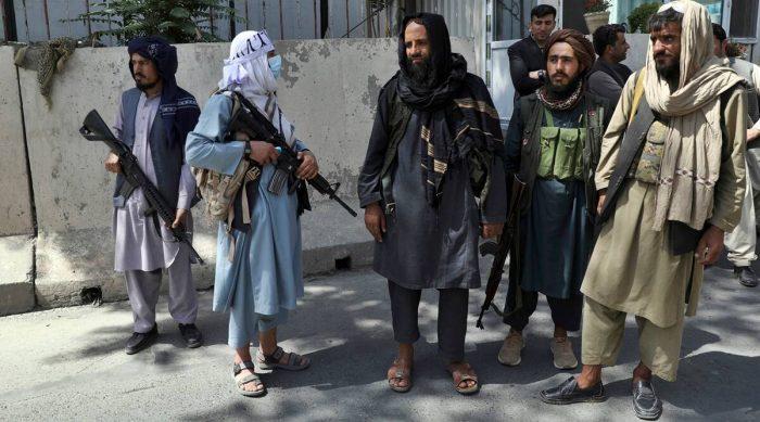 kabul and taliban
