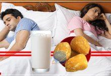milk and gud khane k phayde