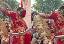 bride groom funny varmala viral