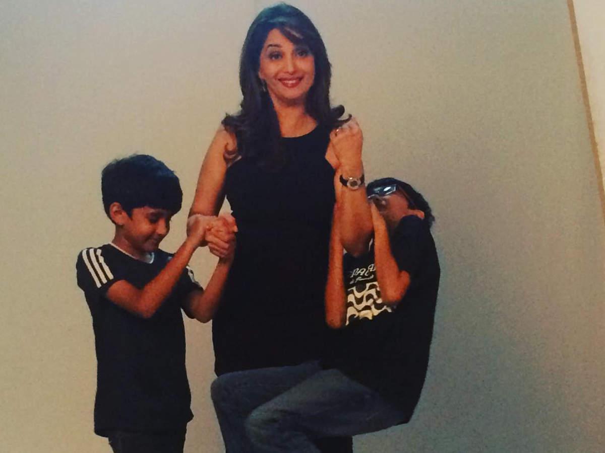 Madhuri Parenting