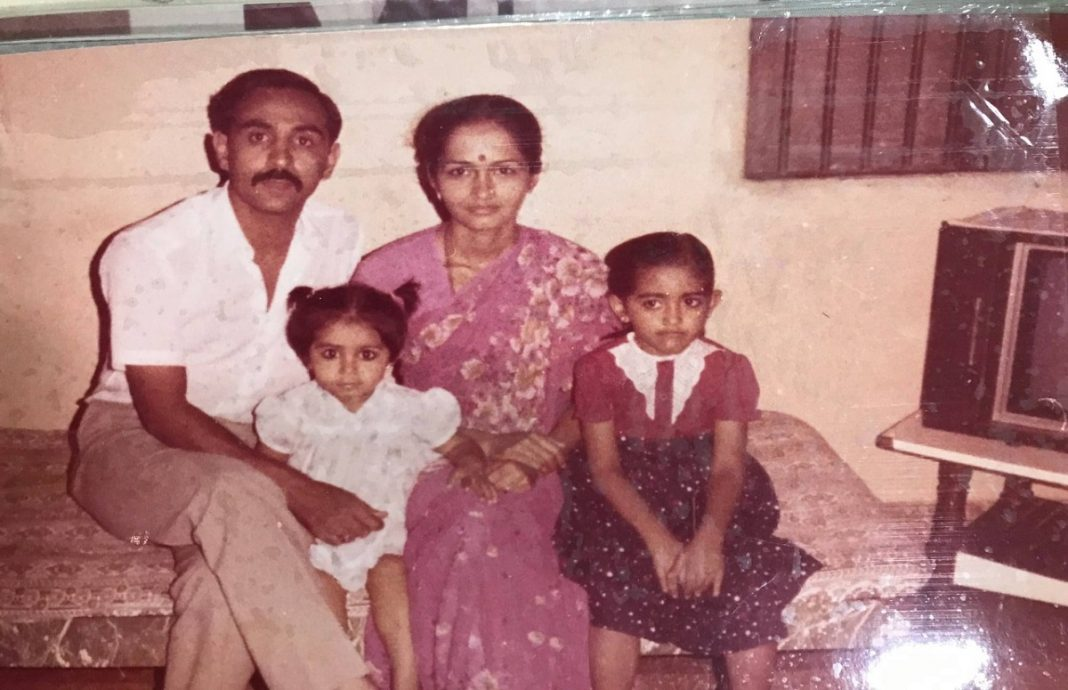 Vijay Rupani Daughter