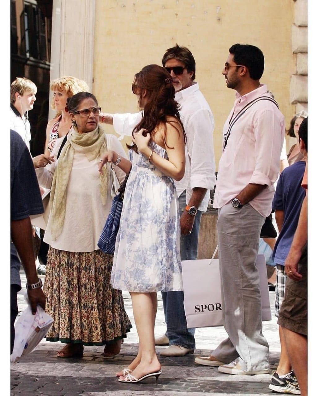 Bachchan Family Trip