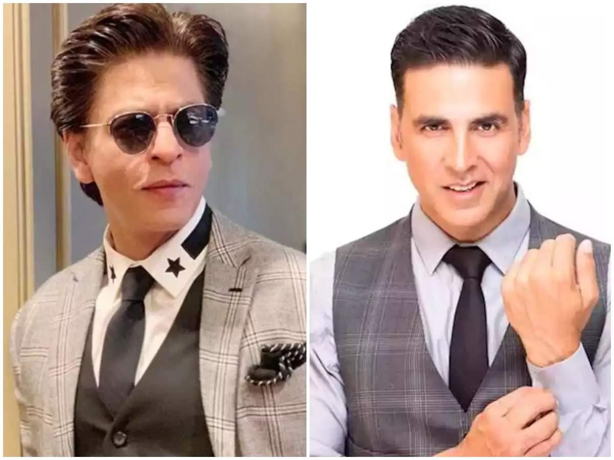 akshay kumar and ShahRukh Khan