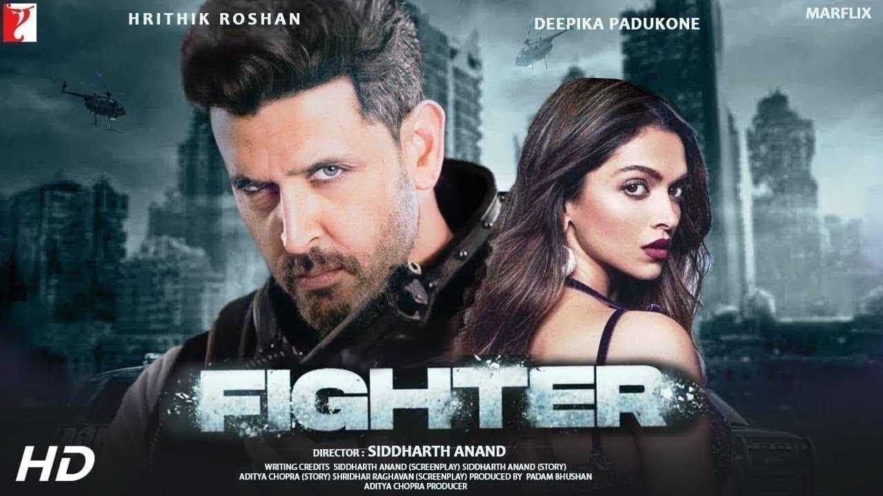 fighter hrithik