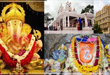 five famous ganesh temples in india
