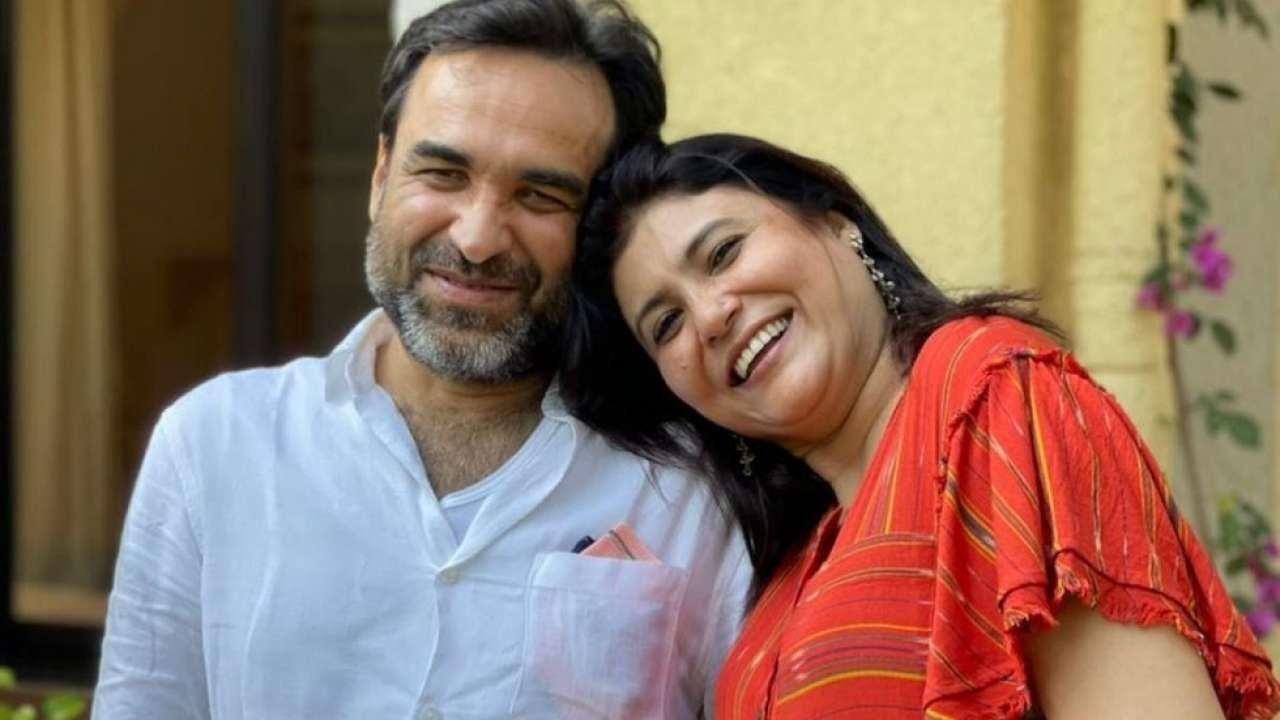 pankaj tripathi wife
