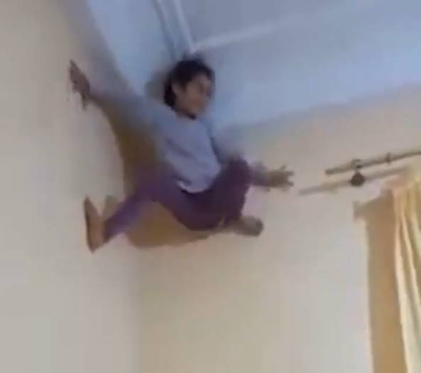spiderman daughter