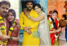 top 5 bhojpuri stars wifes