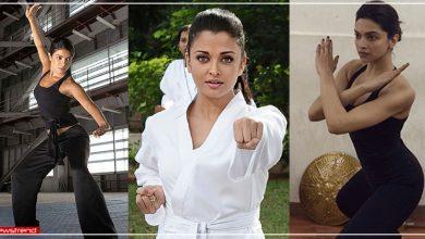 bollywood actress martial arts