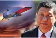hypersonic missile china