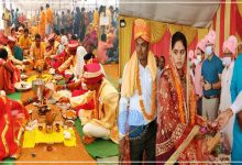 man married sister in law presence of wife for cm grant vivah yojana in up