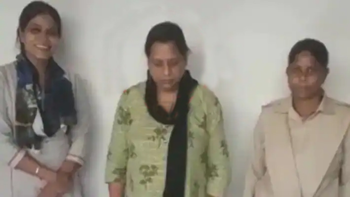 police-arrested-rajasthan-kota-district-most-wanted-woman